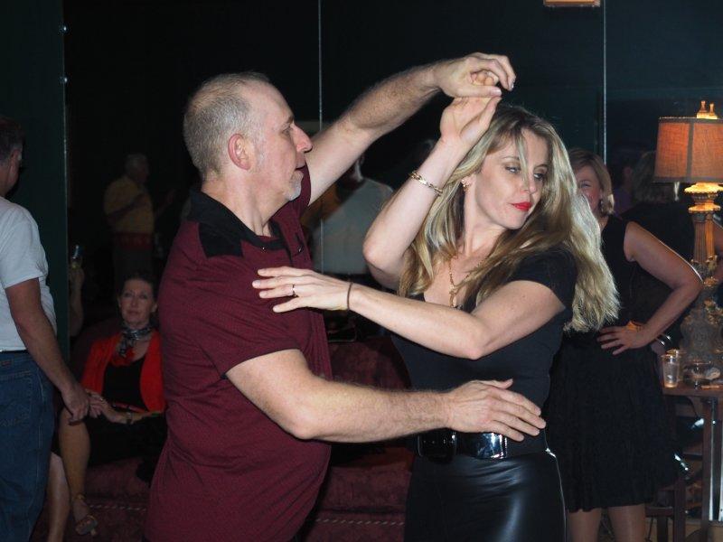 Heidi Dancing